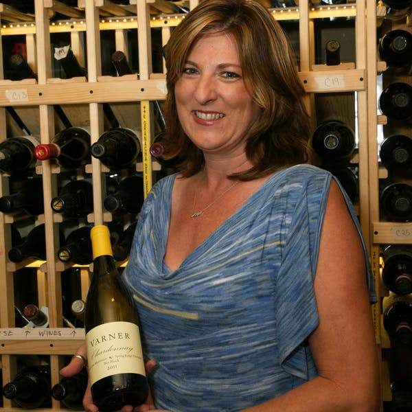 Photo of Owner and Wine Director Mindy Reed; Photo by Gregg Felsen