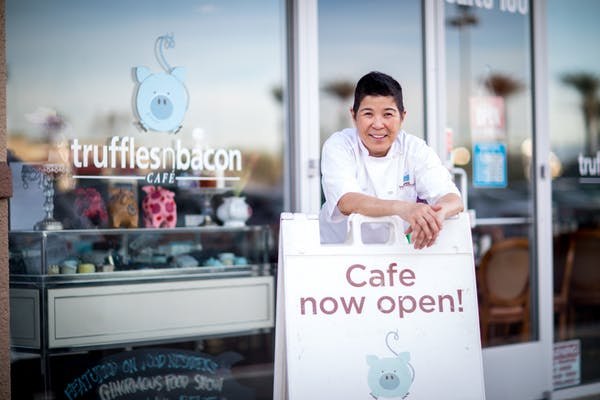 Photo of Chef Jackie Lim