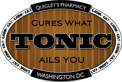 Tonic at Quigley's Pharmacy Home