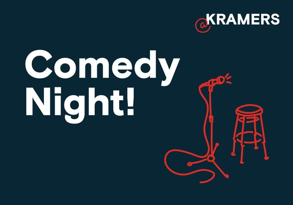 Comedy Night at Kramers