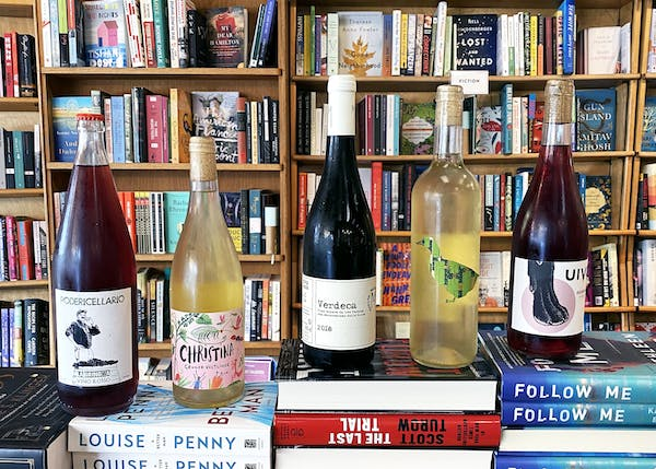 kramers book and wine club offerings