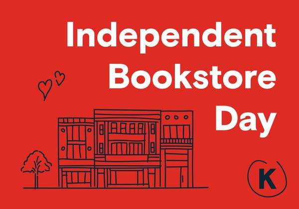 Kramers Independent Bookstore Day 2021