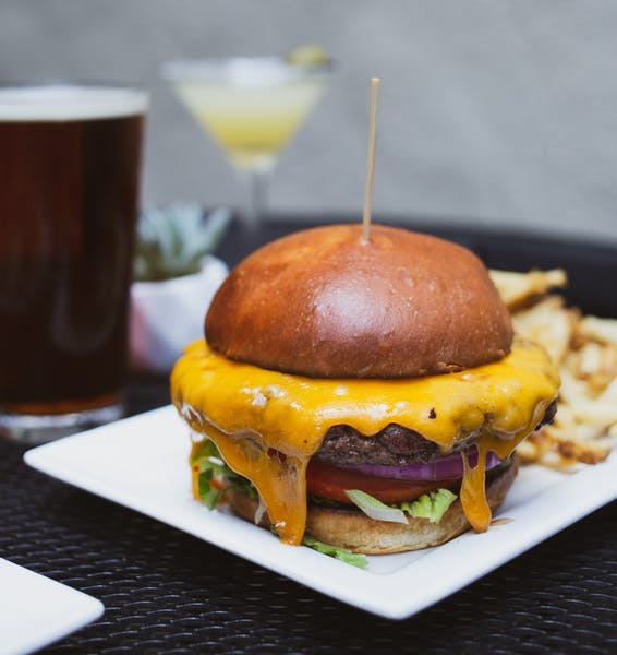 the Best Hamburgers in Austin