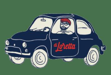 Pizza di Loretta vous livre