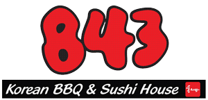 843 Korean BBQ & Sushi House Home