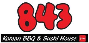 843 Korean BBQ & Sushi House Home