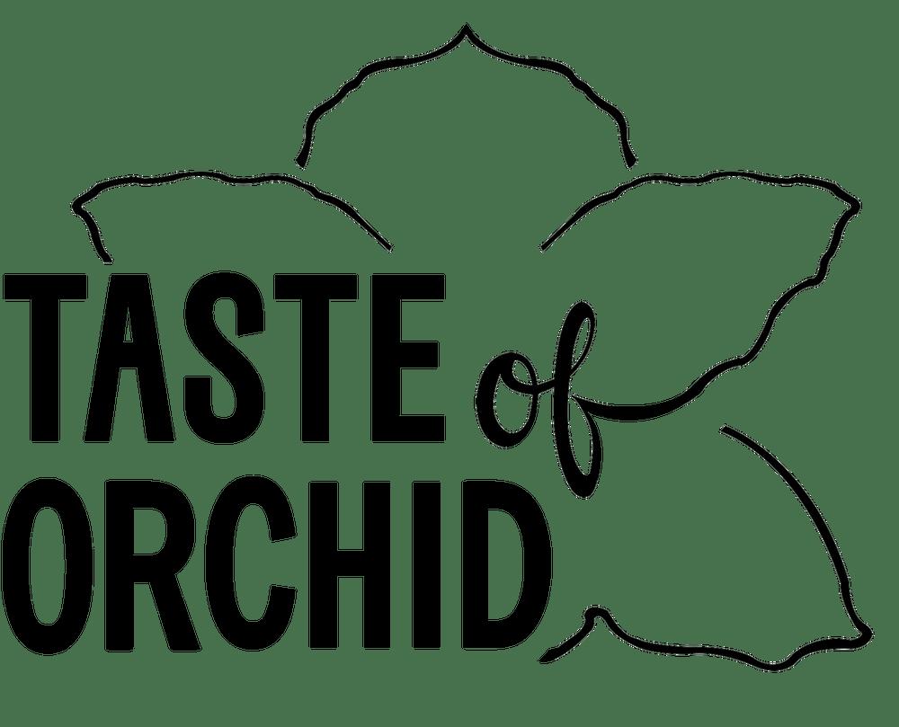 taste of orchid logo