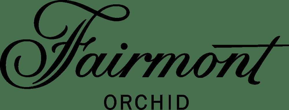 fairmont of orchid logo