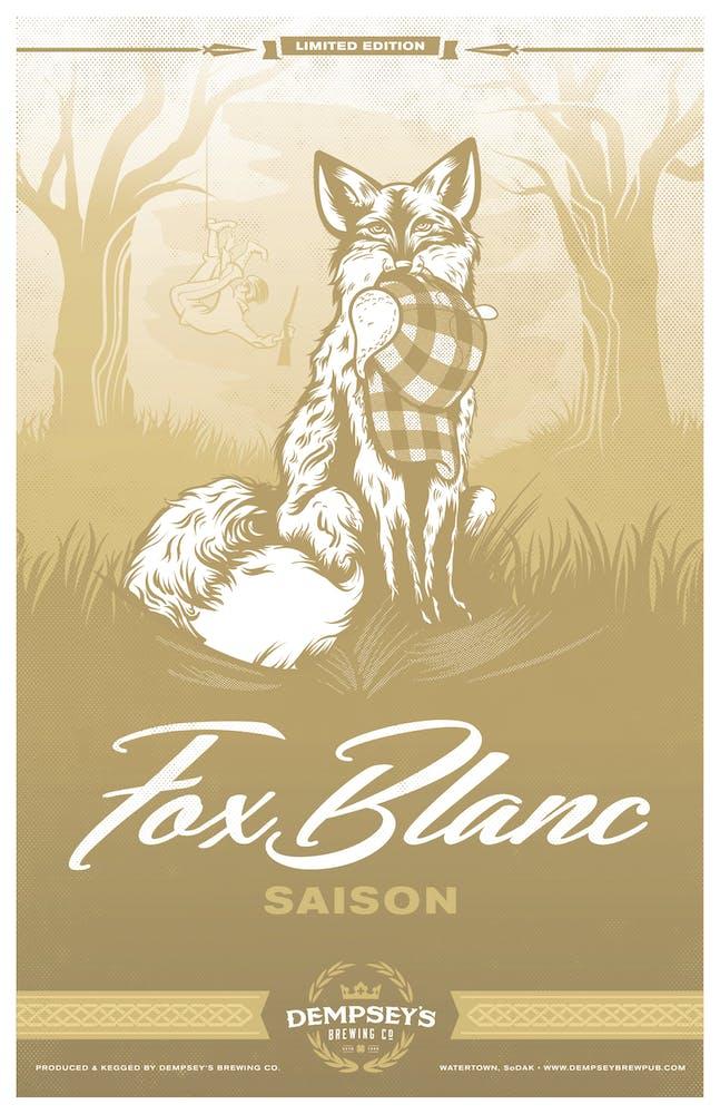 Fox Blanc Saison logo
