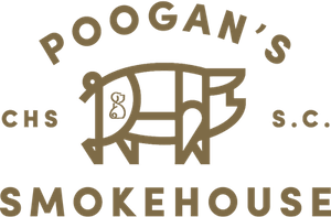 Poogan's Smokehouse logo
