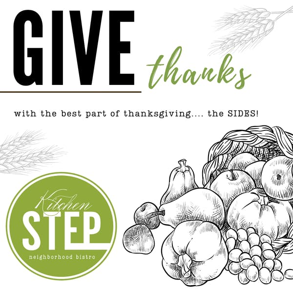 Thanksgiving To Go @ Kitchen Step