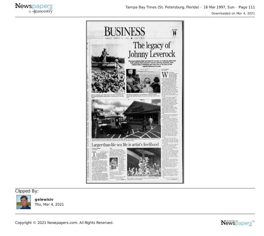 a screenshot of a newspaper