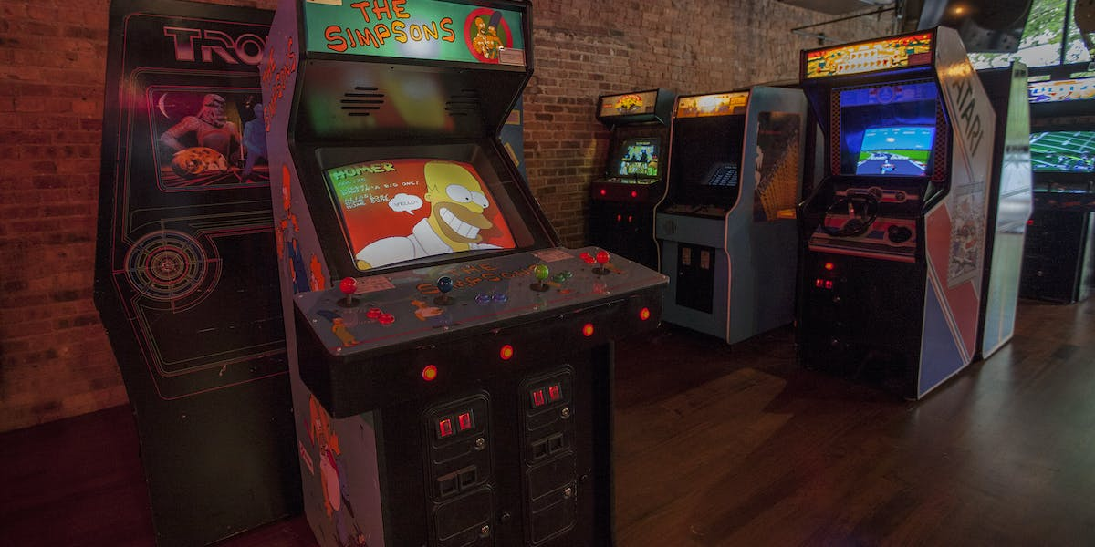 Arcade | Headquarters Chicago