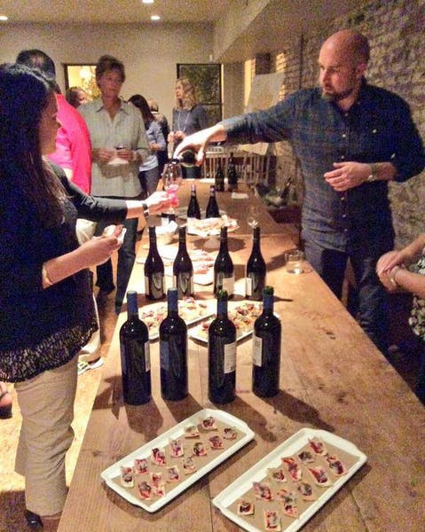 Wine Classes at Cork