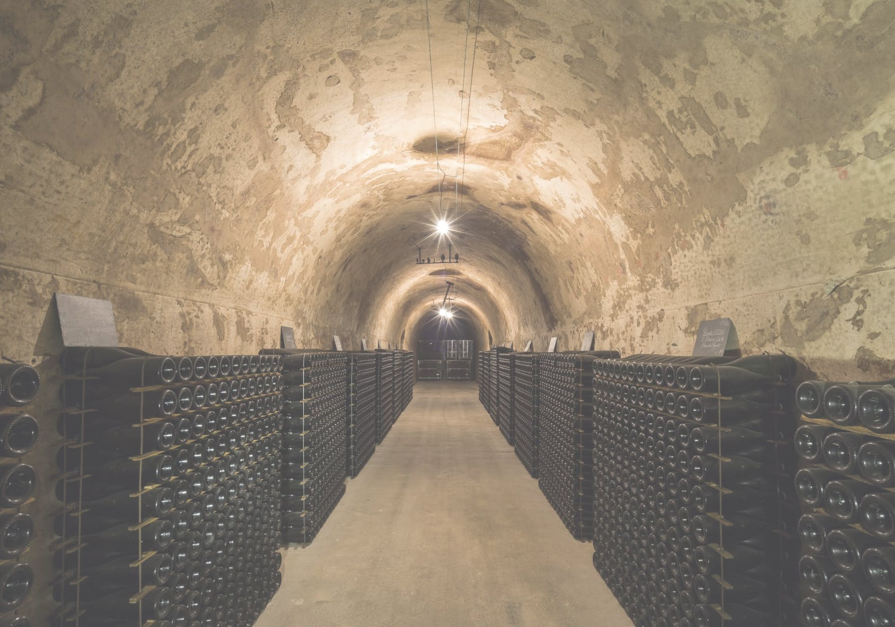 In side palmer wine cellar.building