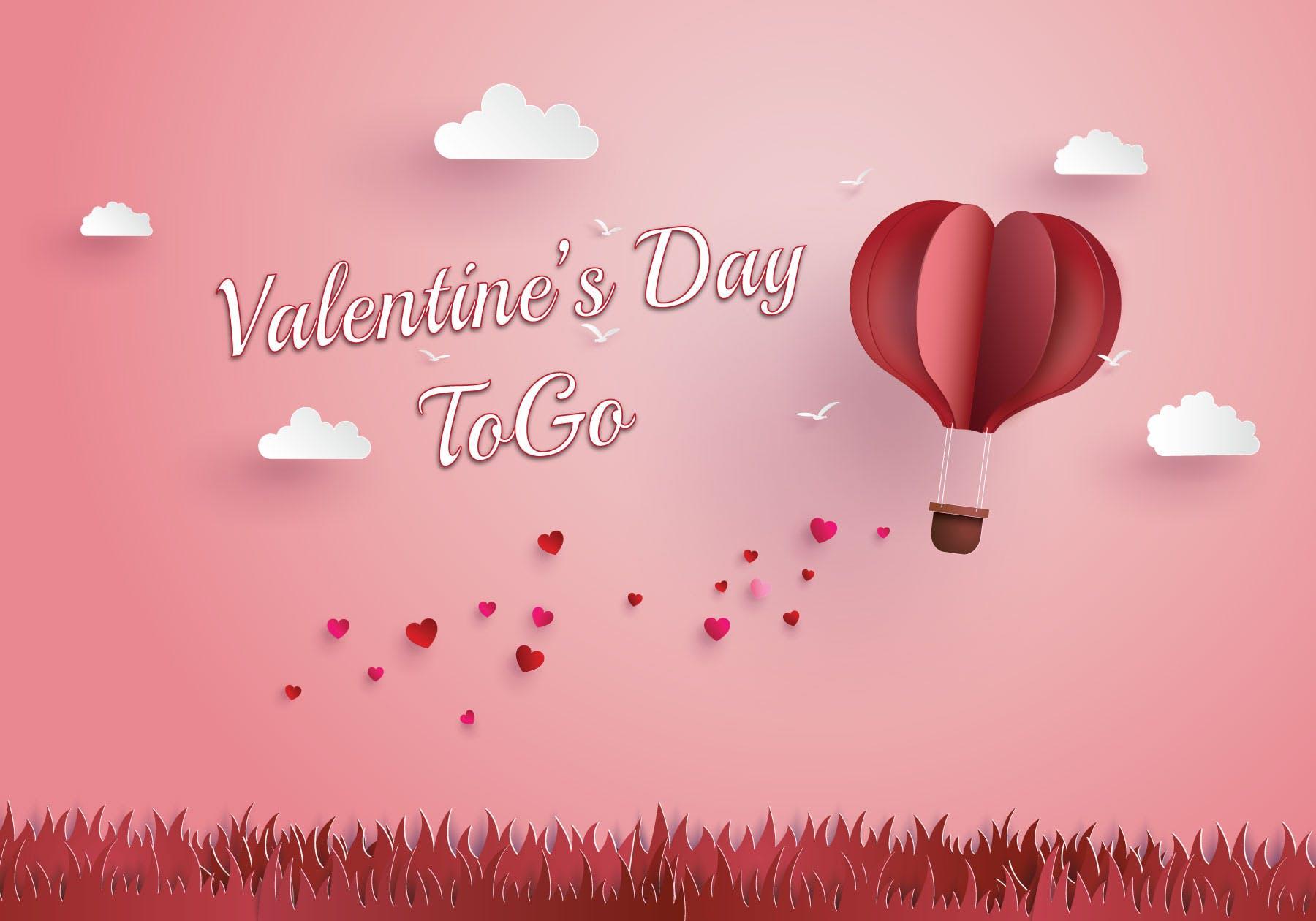 Valentine's ToGo Dinner image