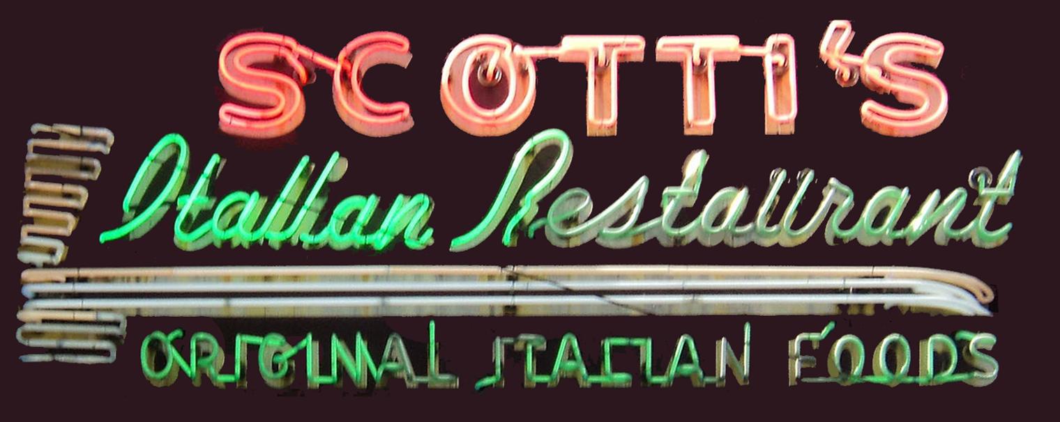 Scotti's Italian Restaurant Home