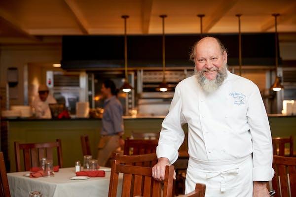 Chef Peter Davis