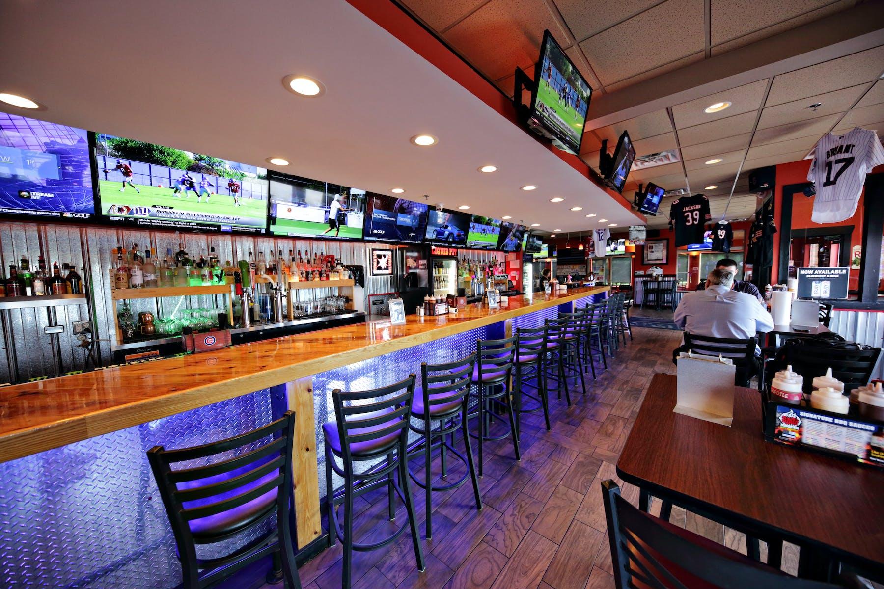 bar & grill in kenosha, lake zurich bar & grill, third lake bar & grill