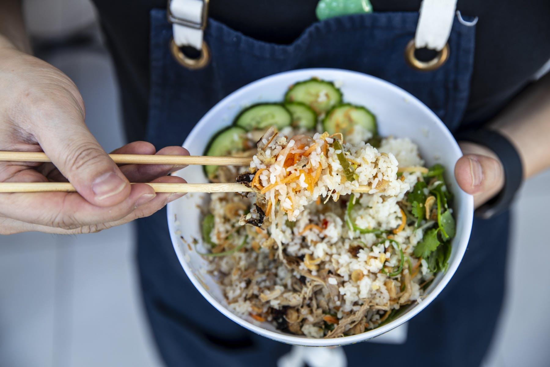 Vietnamese Rice