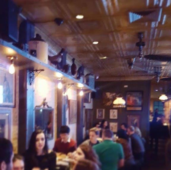 The best restaurants near Central Park South | THE DISTILLERY