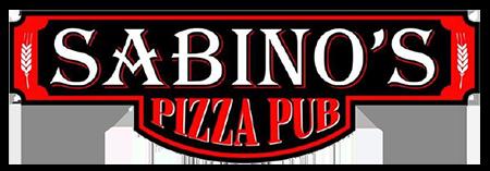 Sabino's Pizza Pub Home