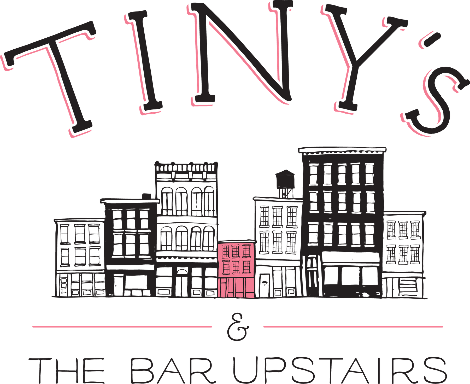 Tiny's and the Bar Upstairs Home