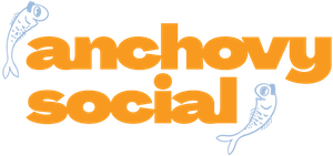 The Anchovy Social logo