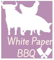 White Paper BBQ Home