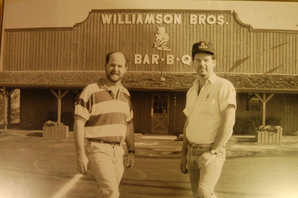 Larry and Danny Williamson