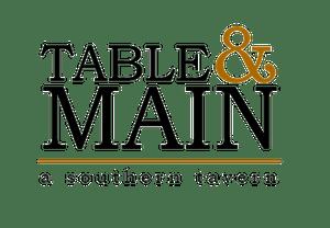 Table & Main logo