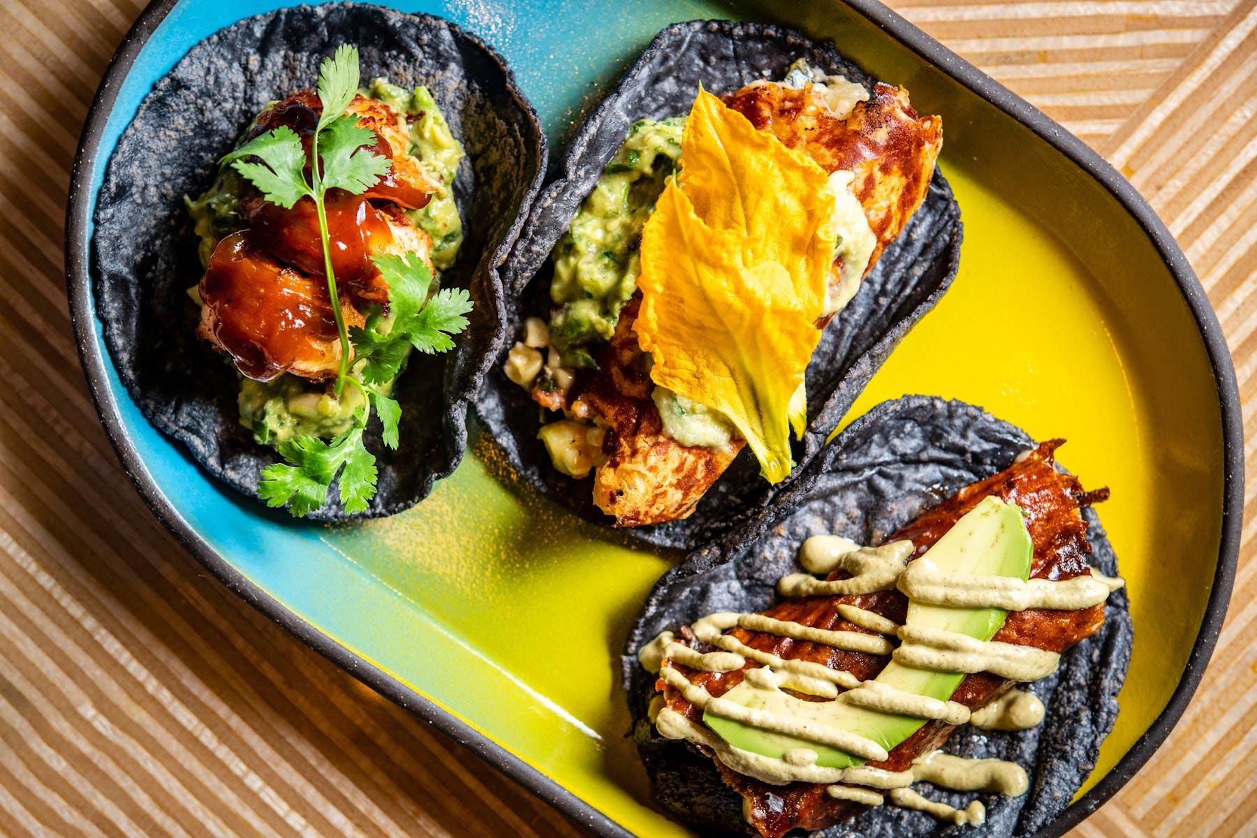 Puesto award winning tacos
