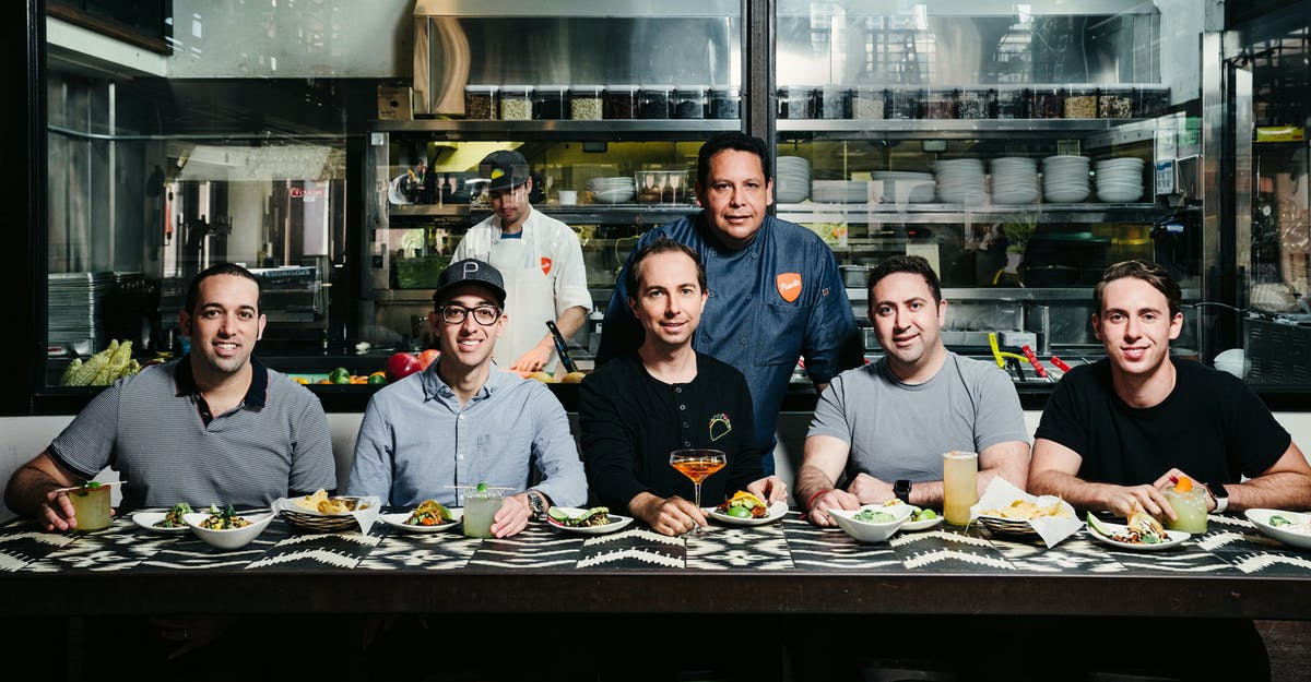 Owners and Partner Chef