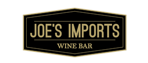 Joe's Imports Wine Bar Logo