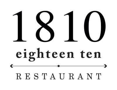 1810 Restaurant Home