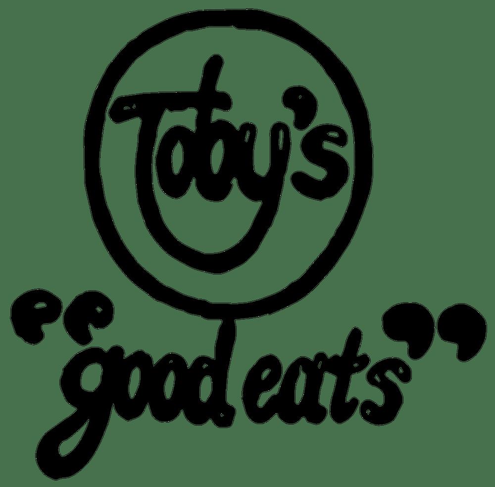 toby's good eats logo