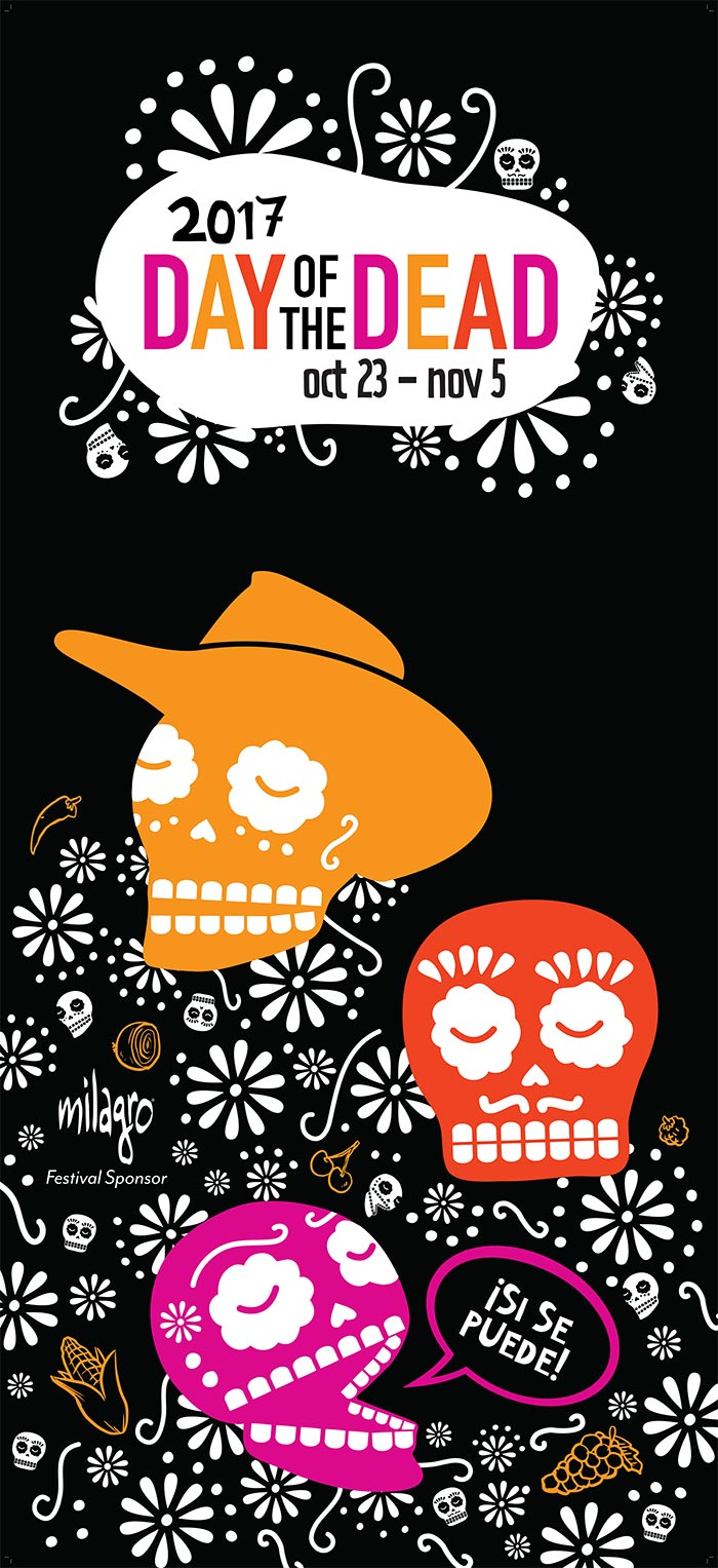 Day of the Dead - 2017