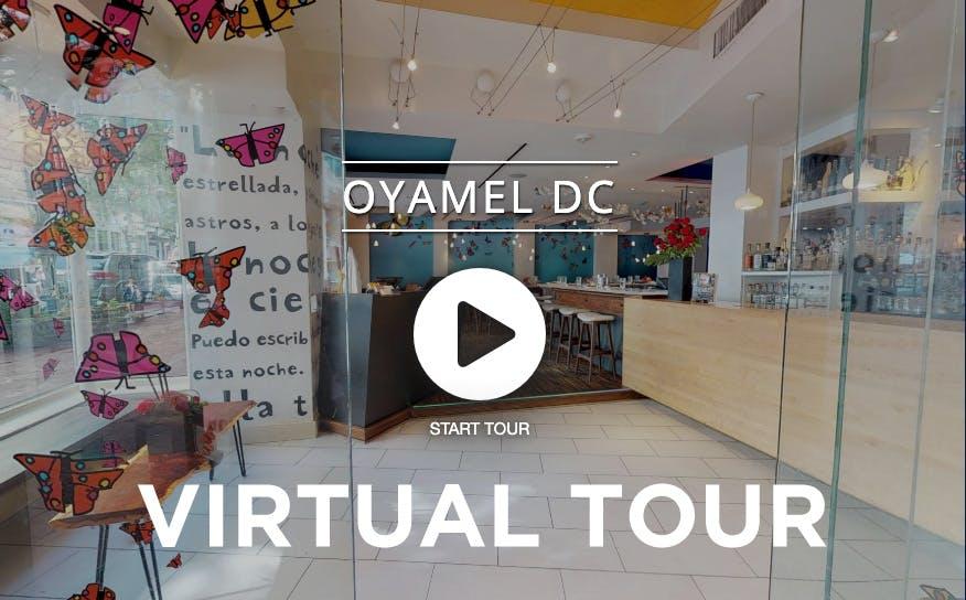 Oyamel virtual tour link