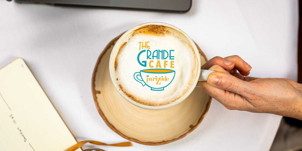 The Grande Cafe | Parizade