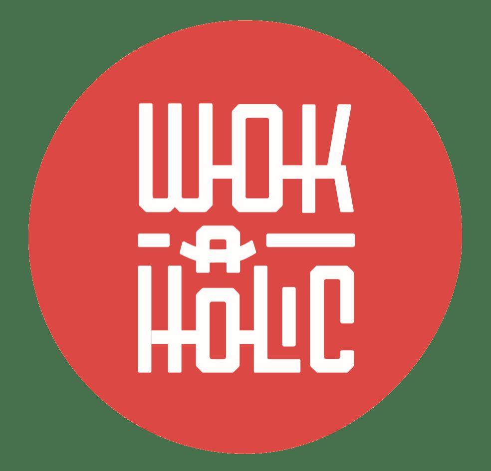 wok a holic logo