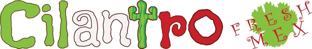 Cilantro Fresh Mex logo
