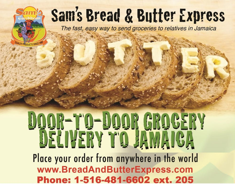 door-to-door delivery to jamaica, deliver food to jamaica, buy gorcery in jamaica, buy cooking gas in jamaica