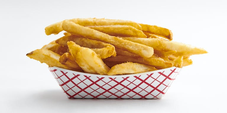 a picture of fries