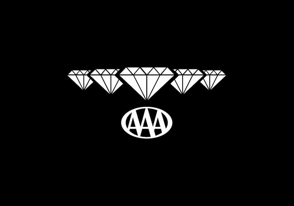 AAA Five Diamond Restaurant logo
