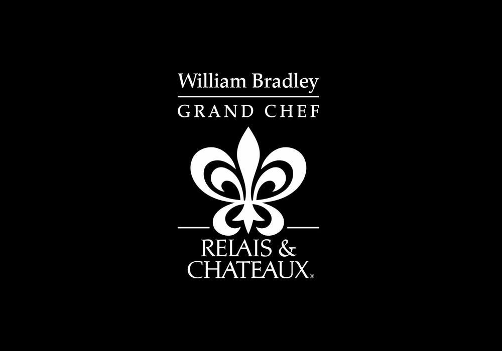 Relais & Châteaux Grand Chef – Chef William Bradley logo