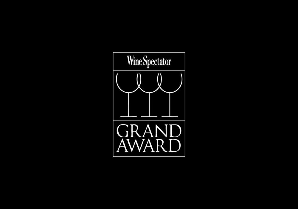 Grand Award, Wine Spectator logo