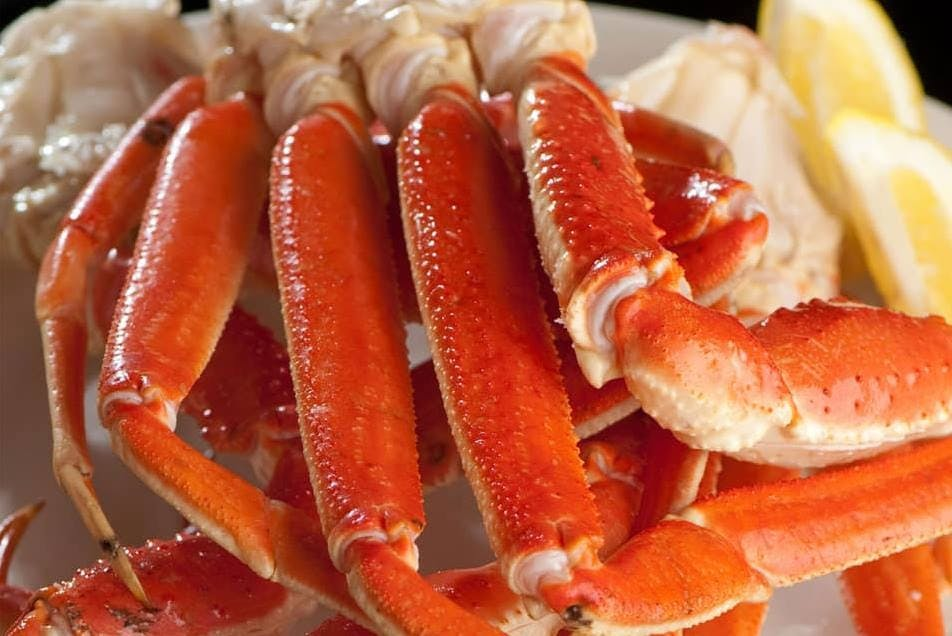 ALL YOU CAN EAT CRAB LEGS !! Every Tuesday