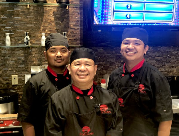 Chef's team