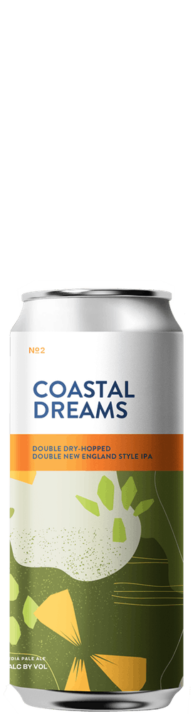 Coastal Dreams 16oz Can
