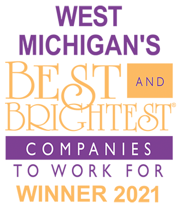 West Michigan's Best and Brightest Companies to Work For Winner 2021